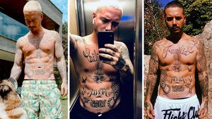 J Balvin's Shirtless Shots