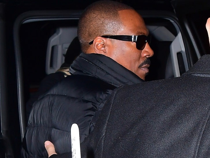 Eddie Murphy SNL After Party