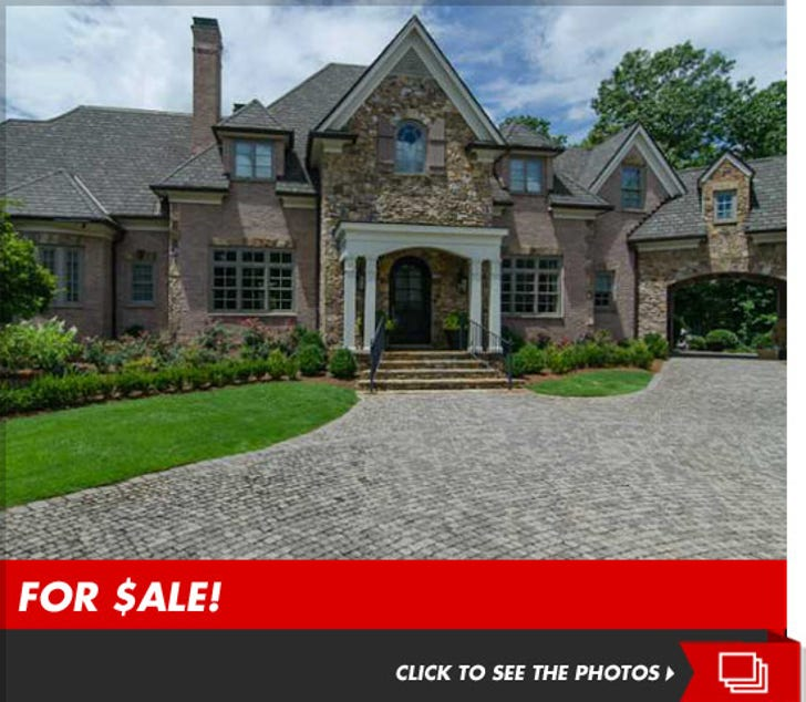 Joe Johnson House For Sale!