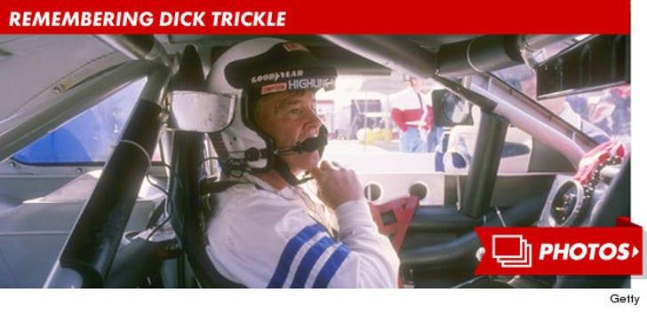 Remembering Dick Trickle