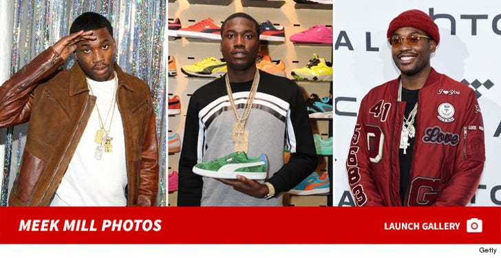 Meek Mill -- Through the Years