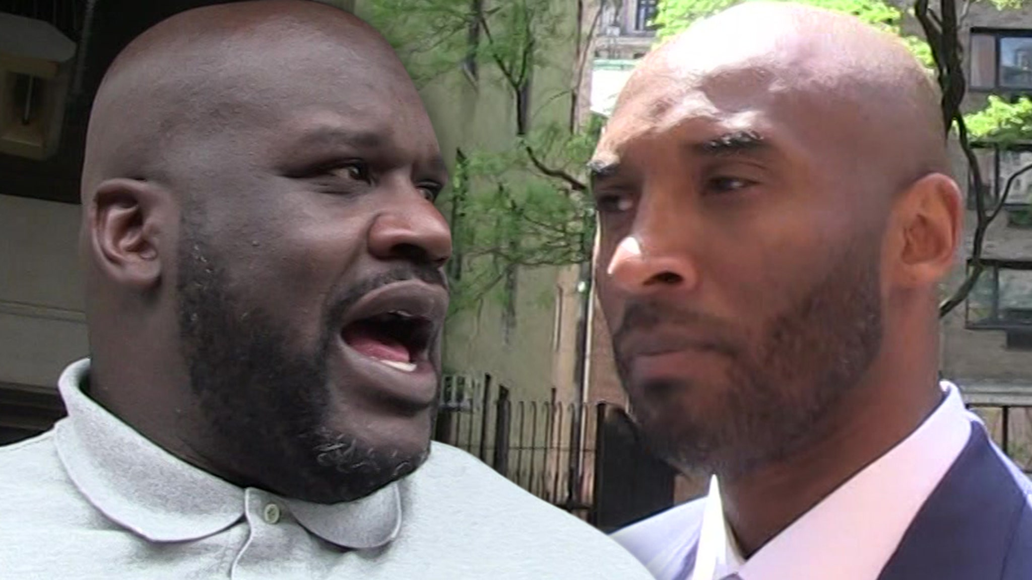 Shaq Rips Kobe's Lazy Comment, You'd Have 12 Rings If You Would've Passed