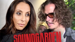 Vicky Cornell Claims Soundgarden's Pushing Her Mom for Deposition Amid Outbreak