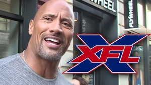 The Rock Buys XFL In $15 Million Deal, 'Creating Something Special'