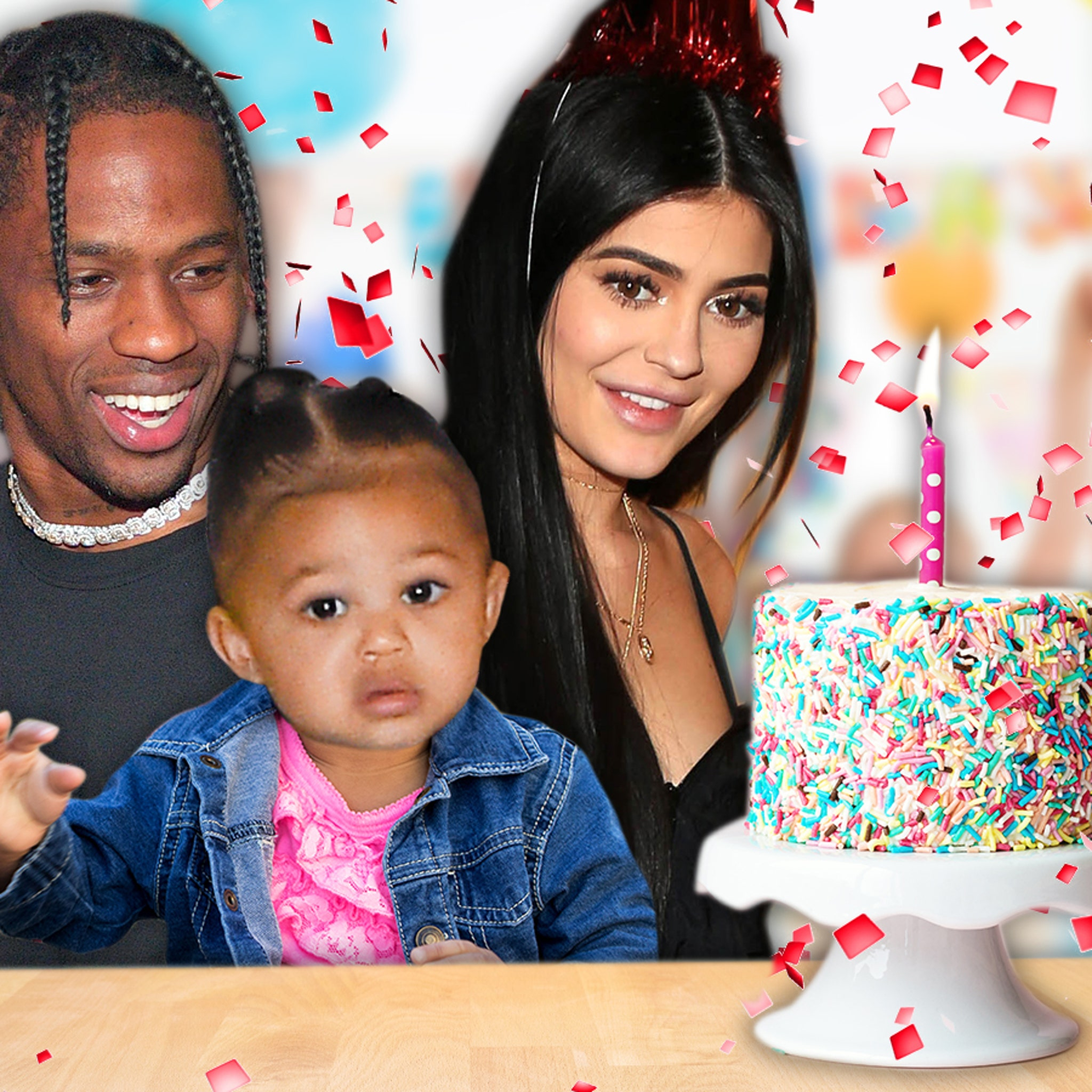 Kylie Jenner and Travis Scott Throwing Epic Bash For Stormi's 2nd Bday