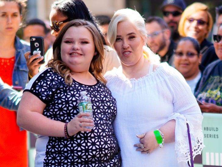 Mama June And Honey Boo Boo Together