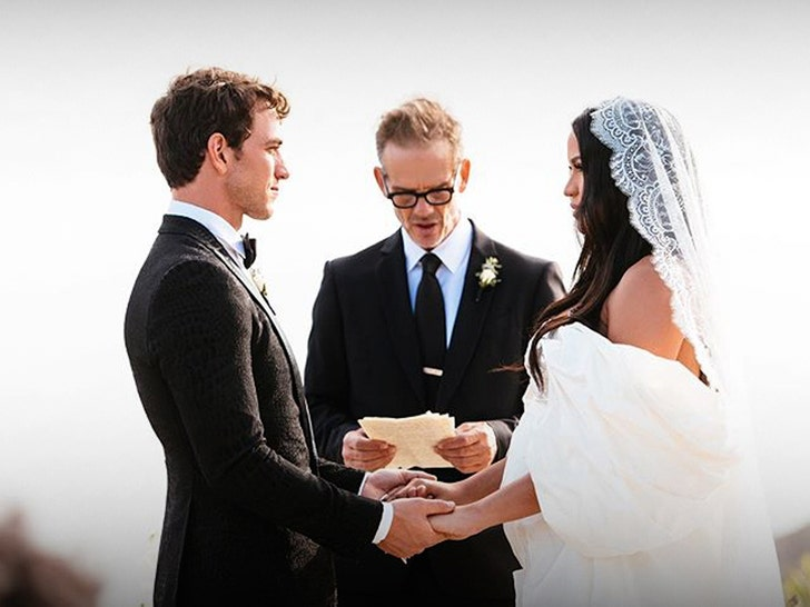 Image result for cassie gets married