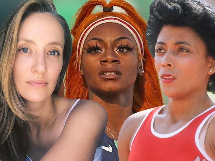 Aussie journalist accuses Sha'Carri Richardson of using steroids like Flo Jo