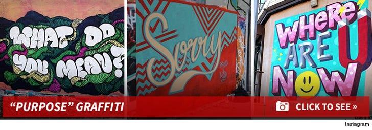 Justin Bieber's Graffiti Song List