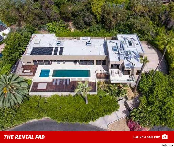 Ken Howery's Rental Home