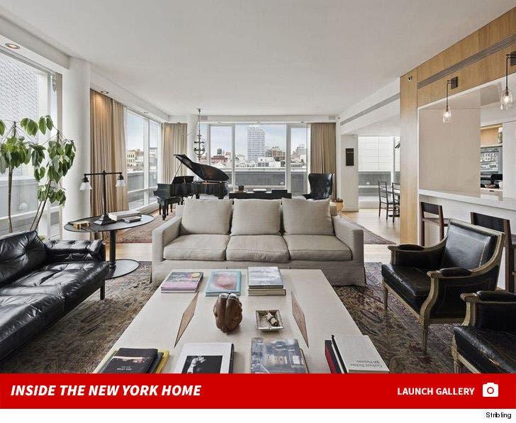 Justin Timberlake's SOHO Home