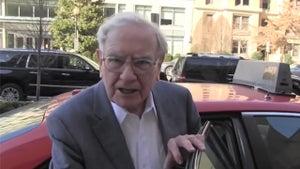 Warren Buffett -- I Never Bought an NFL Team Because ... (VIDEO)