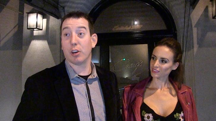 Kyle Busch Heres How I Met My Smokin Hot Wife  Video-8015