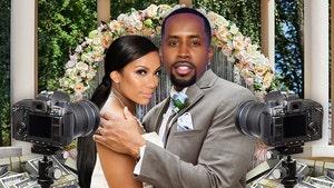 Safaree and Erica Mena Get $350,000 Offer to Live Stream Their Wedding
