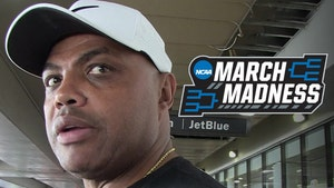 Charles Barkley Calls for NCAA to Cancel March Madness Over Coronavirus