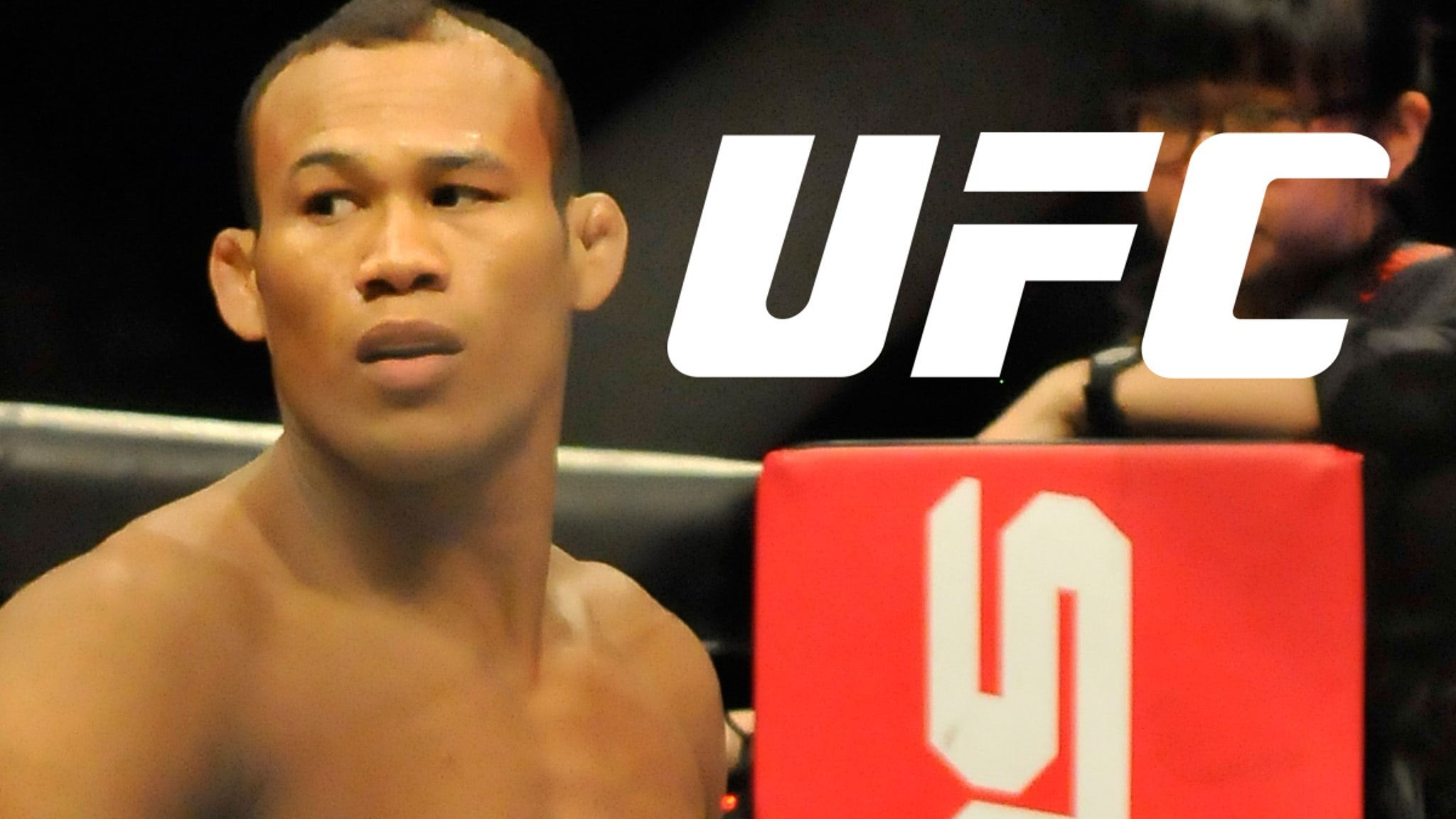 UFC's Jacare Souza Tests Positive for COVID-19, Out of UFC 249