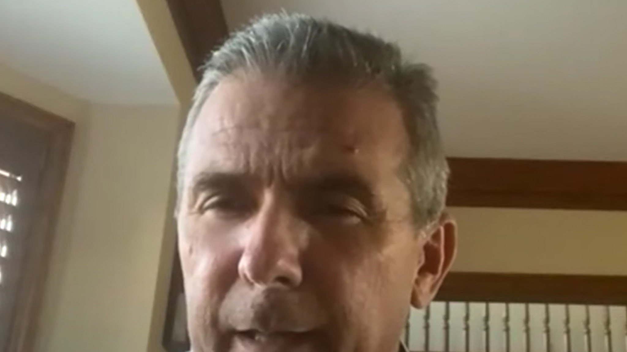 Urban Meyer I Beat COVID-19 ... 'Just Recently Gotten Over It'