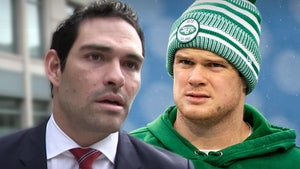 Mark Sanchez Suggests Sam Darnold 'Move On' From New York Jets