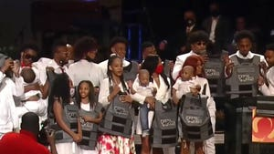 DMX Family & Friends Gather for Funeral Service, Powerful Speeches Given