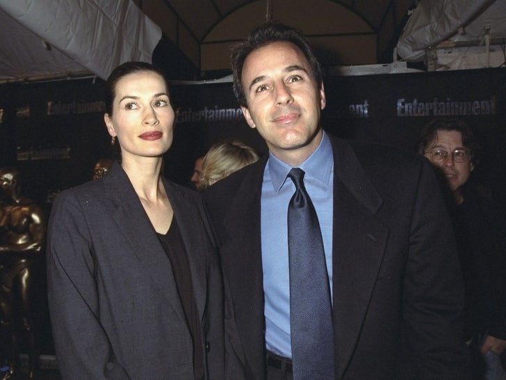 Matt and Annette Lauer Together