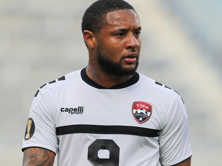 International Soccer Player Shahdon Winchester Dead At 27, After Car Crash