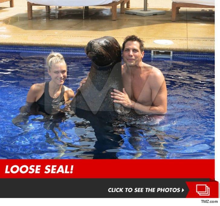 Joe Francis -- Loose Seal!