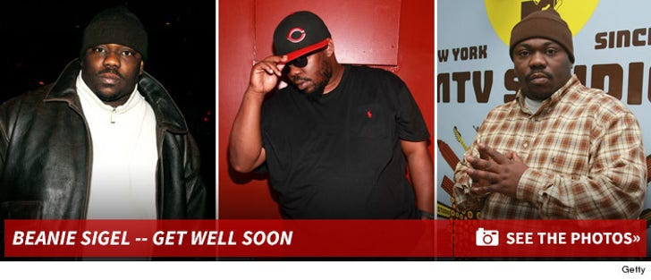 Beanie Sigel -- Get Well Soon