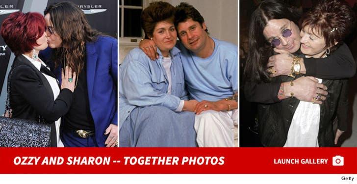 Ozzy and Sharon Osbourne -- Together