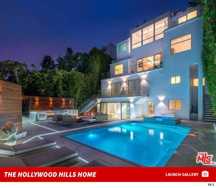 Mel B's Home, Fire Sale After Domestic Abuse Allegations Surface