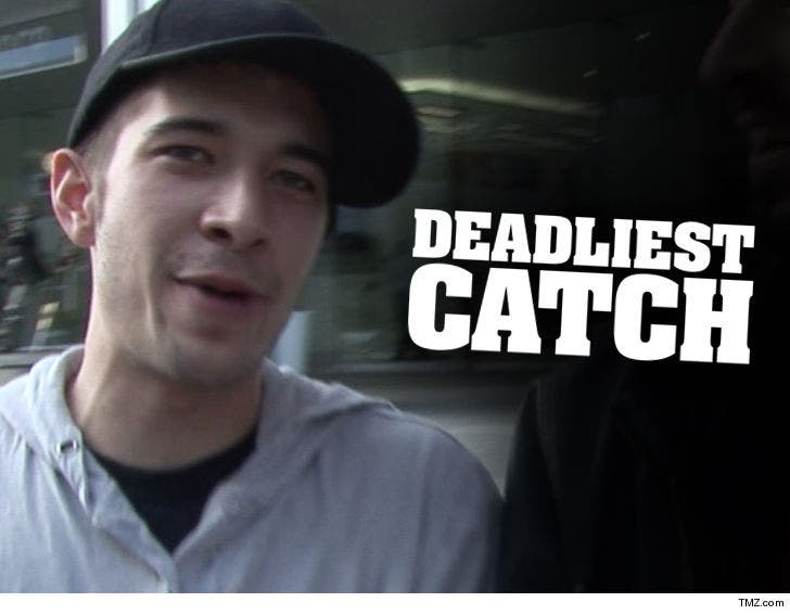 Ex-'Deadliest Catch' Star Jake Harris Busted After Cops Chase RV