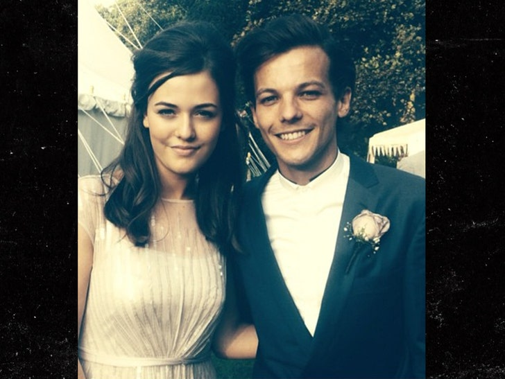 One Direction's Louis Tomlinson's Sister Dead at 18, Friend