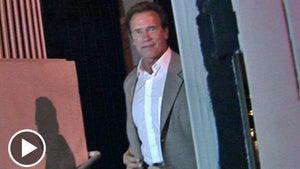 Arnold Schwarzenegger -- Back On the Hunt