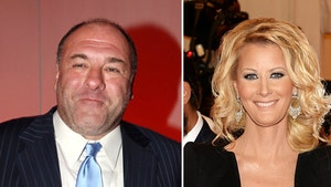 James Gandolfini -- Death Suite Rented Out to NY Governor's GF