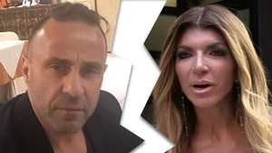 Teresa Giudice and Joe Have Split After 20 Years of Marriage