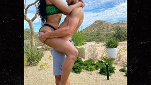 Steph Curry and Ayesha Grind It Out In Sexy Beach Bikini Pic