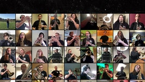 Ohio University's Marching 110 Does Virtual Fight Song From Home