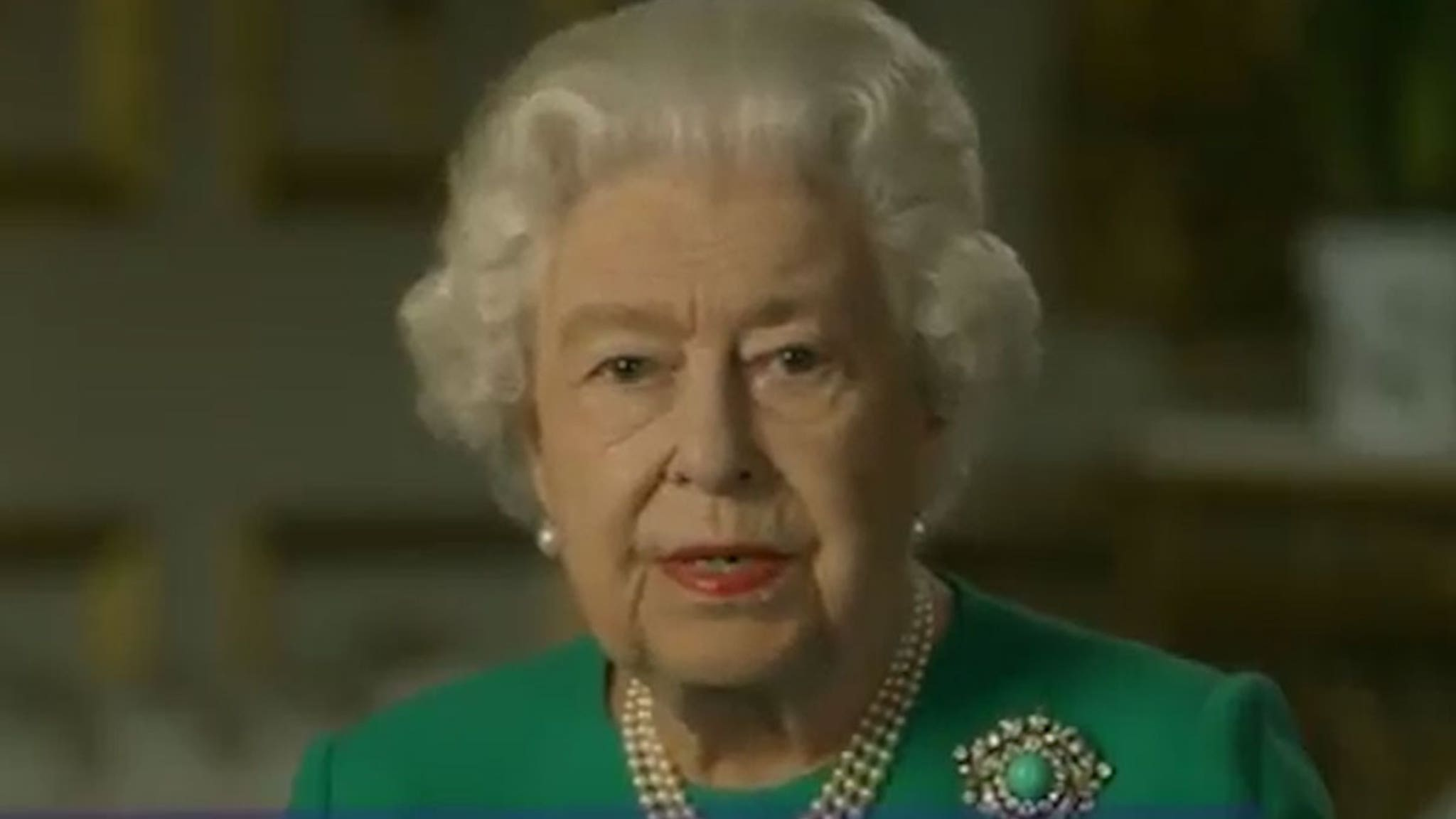 Queen Elizabeth Tells Brits to Hang Tough in Coronavirus Address