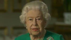 Queen Elizabeth Tells Brits to Hang Tough in Coronavirus Address