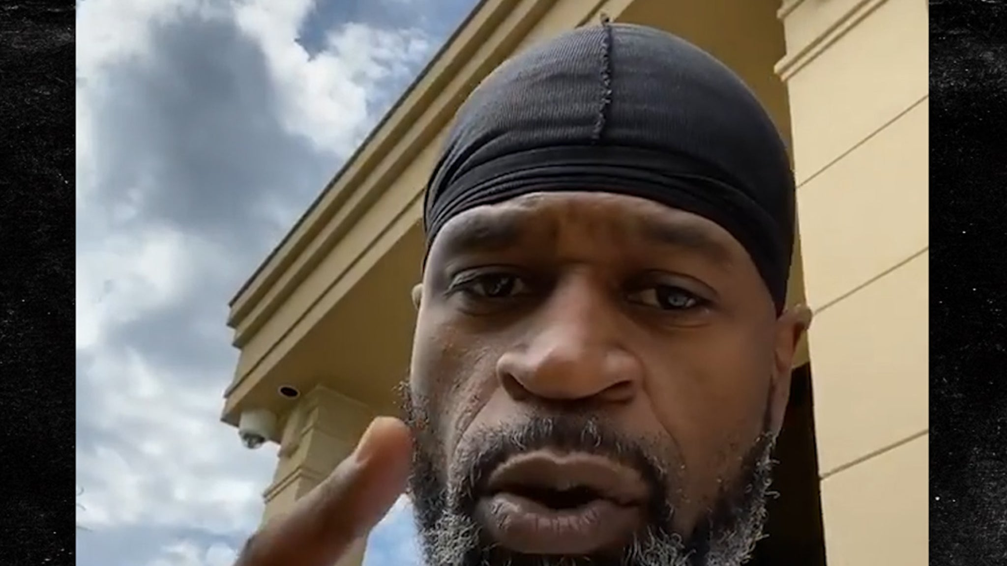Stephen Jackson Urging NBA To Cancel Season, 'Now Ain't The Time'