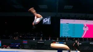 Simone Biles Lands Hardest Vault in Women's Gymnastic History