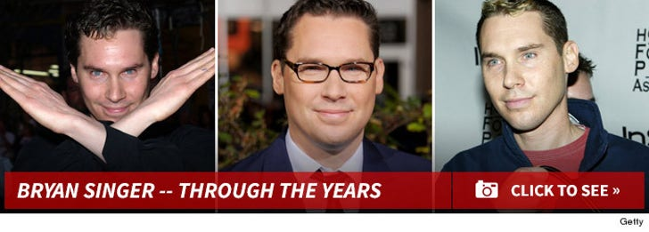 Bryan Singer -- Through The Years