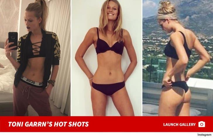 Toni Garrn's Hot Shots