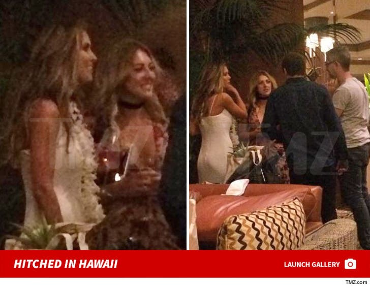 Audrina Patridge - Hitched In Hawaii