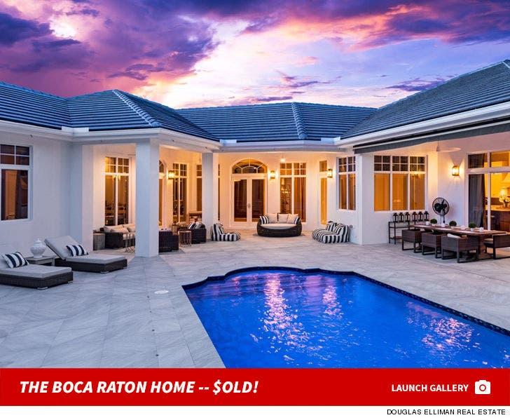 Max Pacioretty's Boca Raton Home -- Sold!
