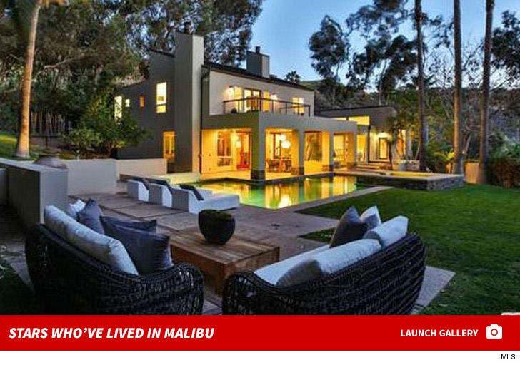 Stars Who've Lived in Malibu