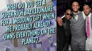 Dwyane Wade -- Who Wants to Shop for a Millionaire?