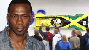 'Cool Runnings' Star -- Feel the Rhythm, Feel the Rhyme ... Move Over USA, It's Jamaica Bobsled Time