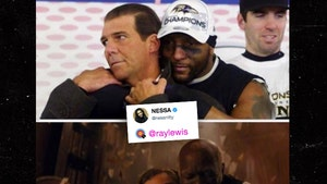 Colin Kaepernick's GF Roasts Ray Lewis & Ravens Owner with 'Django' Pic