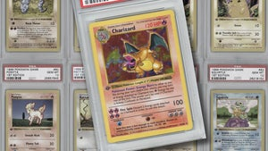 Pokemon Cards Fetch $107,010 At Auction, 1st Edition Charizard!