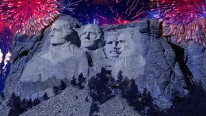 Trump's Mount Rushmore Fireworks Event Will Cost $600k